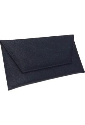 Kf Bayan Abiye Çanta Zarf Model Siyah