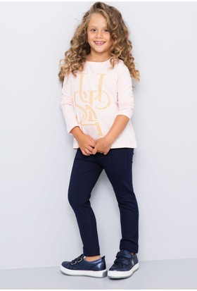 U.S. Polo Assn. Kız Çocuk Sofia Eşofman Lacivert