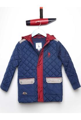 U.S. Polo Assn. Erkek Çocuk Loris Mont Lacivert