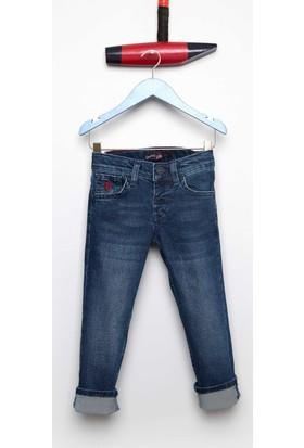 U.S. Polo Assn. Erkek Çocuk Lacopokids-K Pantolon Lacivert