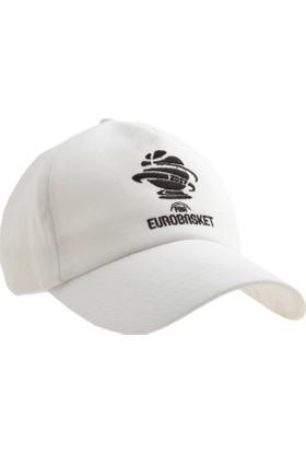 Eurobasket FIBA014WB Aksesuar Şapka Beyaz