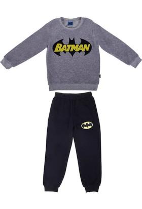 Batman BM12333 Çocuk Polar Pijama Takımı