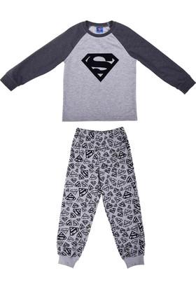 Superman Çocuk Pijama Takımı 12372