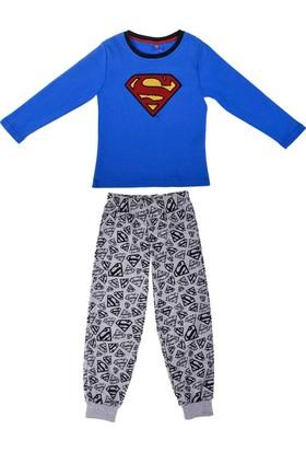 Superman SM12373 Çocuk Pijama Takımı