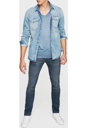 Mavi Erkek Rio Mavi Jean Gömlek