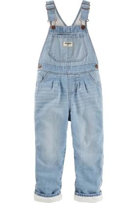 Oshkosh Küçük Kız Çocuk Bahçıvan Pantolon 22646110