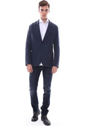 Lanvin Erkek Ceket Mavi