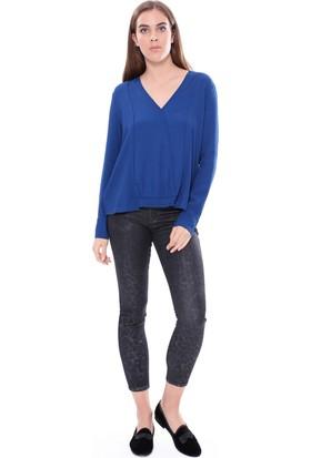 Current Elliot Kadın Jean Pantolon Kahverengi