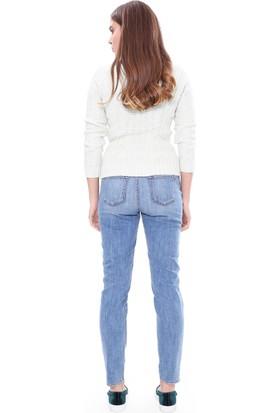 J Brand Kadın Jean Pantolon Indigo