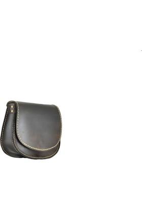 Shaman'S Leather Deri Kayık Model Çanta
