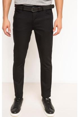 DeFacto Erkek Pedro Ekstra Slim Fit Pantolon Siyah