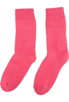 DeFacto Kadın Termal Çorap Pembe