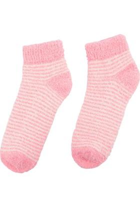 DeFacto Kadın Kısa Çorap Pembe