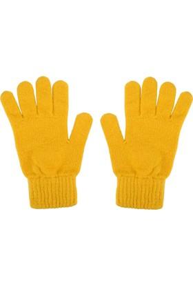 DeFacto Kadın Eldiven Sarı
