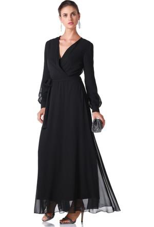 İroni 5813-308 Kadın Elbise Siyah