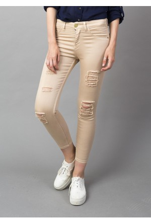 Red Tabs Kadın Denim Pantolon