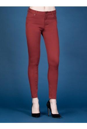 Colin's Turuncu Kadın Pantolon
