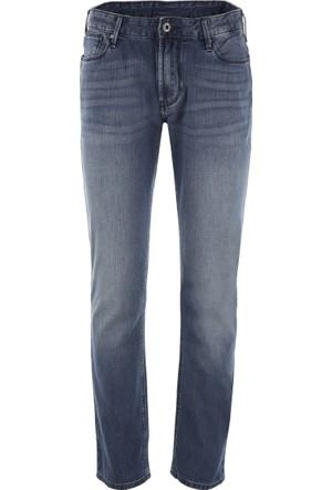 Armani Jeans Erkek Kot Pantolon 3Y6J066Dbrz