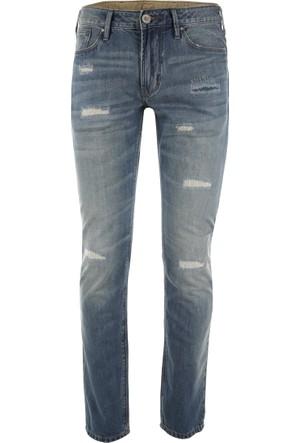 Armani Jeans Erkek Kot Pantolon 3Y6J066Dacz