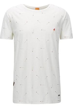 Hugo Boss Erkek T-Shirt 50374959