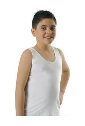 Tutku Erkek Çocuk Ribana Atlet 6'lı Paket