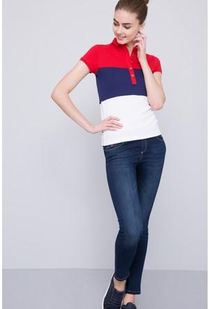 U.S. Polo Assn. Kadın Ry-Marty T-Shirt Kırmızı