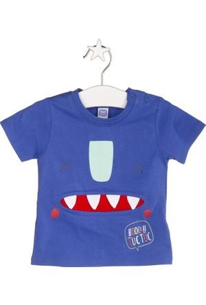 Tuc Tuc Erkek Çocuk T-shirt Friendly Monsters Saks