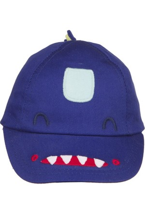 Tuc Tuc Erkek Çocuk Siperli Şapka Canavar Friendly Monsters Saks