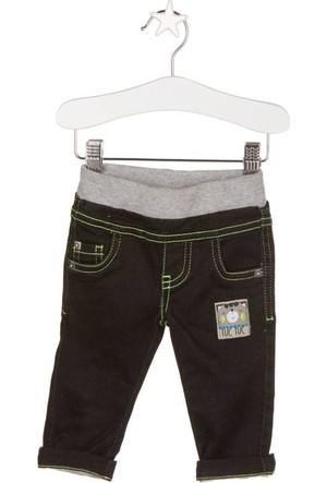 Tuc Tuc Erkek Çocuk Jeans Pantolon Black & White Siyah