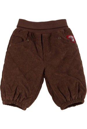 Tuc Tuc Erkek Bebek Kadife Pantolon My World Kahverengi