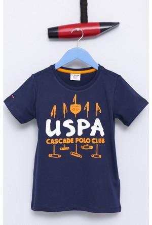 U.S. Polo Assn. Erkek Çocuk Dean T-Shirt Lacivert