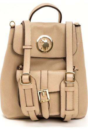 U.S. Polo Assn. Kadın K7Us17626 Sırt Çantası Sarı