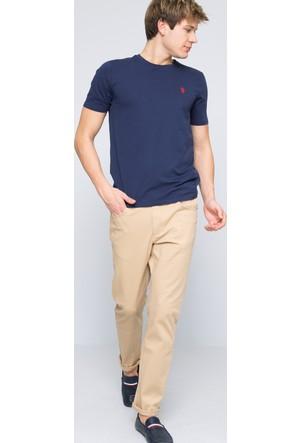 U.S. Polo Assn. Erkek Gts01Iy7 T-Shirt Lacivert