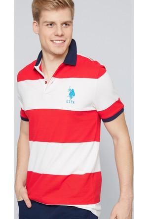 U.S. Polo Assn. Erkek Tito T-Shirt Kırmızı