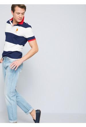 U.S. Polo Assn. Erkek Tito T-Shirt Lacivert