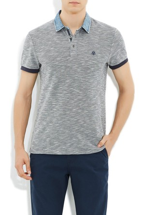 Mavi Gri Polo T-Shirt