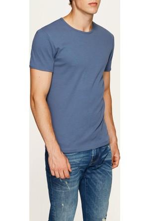 Mavi İndigo Basic T-Shirt