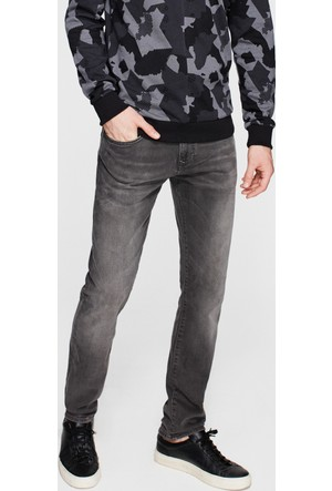 Mavi Marcus Comfort Gri Jean Pantolon