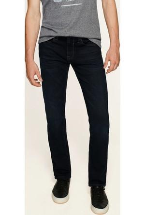 Mavi Erkek Jake Koyu Gece Mavi Jean Pantolon