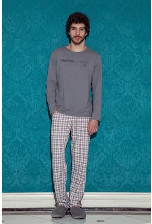 Hays Family Erkek 2'li Pijama Takımı