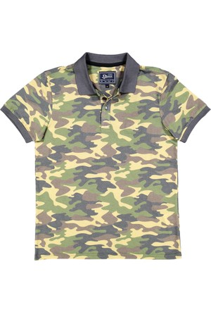 Phazz Brand Tshirt Polo Yaka 4676 Desen 8