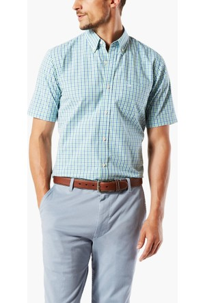 Dockers Kısa Kollu Erkek Gömlek 67426-00
