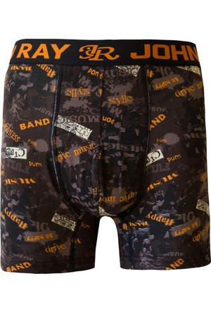 John Ray Band Erkek Boxer