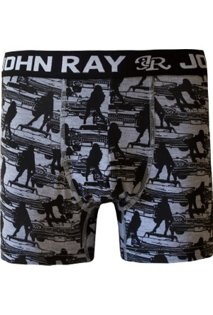John Ray Kadınlı Erkek Boxer