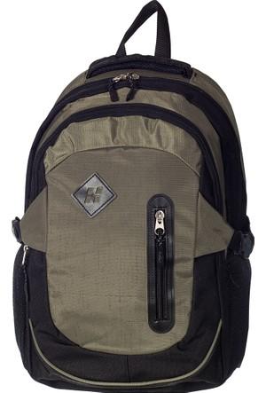 Hi-Bag Sırt Çantası HCSRT220 Haki