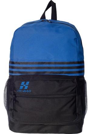 Hi-Bag Sırt Çantası HCSRT40 Lacivert