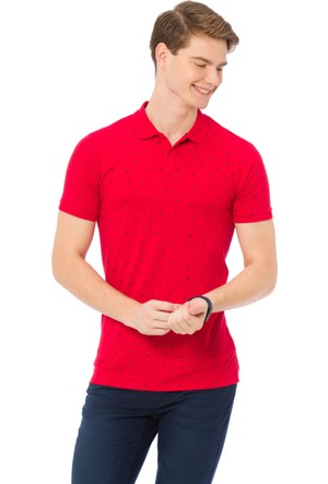 LC Waikiki Genç Erkek Polo Yaka T-Shirt