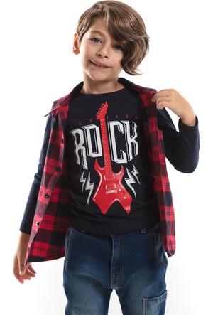 Mushi Rock Oduncu Gömlek Takım