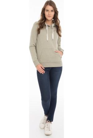 Collezione Kadın Sweatshirt Kani Bej