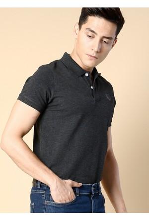Colin's Antrasit Erkek Kısa Kollu Polo Yaka T-Shirt